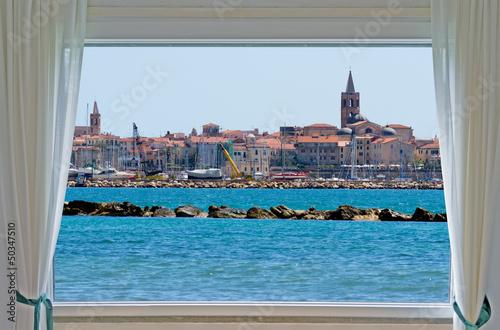 alghero i okno