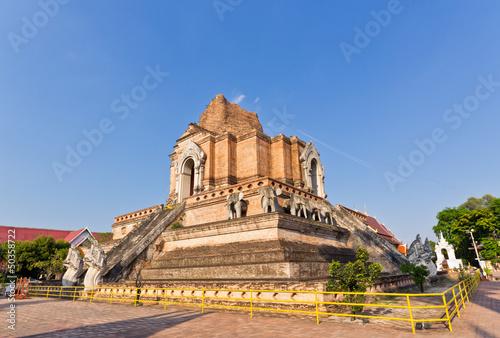 In de dag Bedehuis Ancient Grand Pagoda