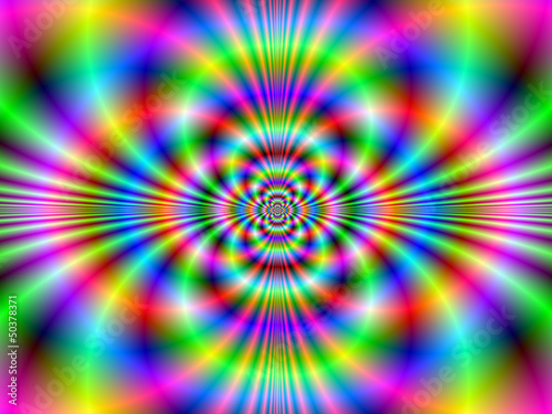 Poster Psychedelic Psychedelic Neon