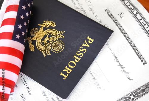 Valokuva  Citizenship documents