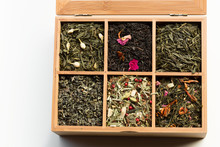 Assorted Flavors Tea Box