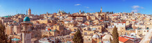 Panorama - Roofs Of Old City, ...