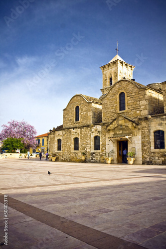 Fotografia  Ayious Lazarus Church, Larnaca, Cyprus