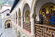 Monastery Of The Virgin Of Kyk...