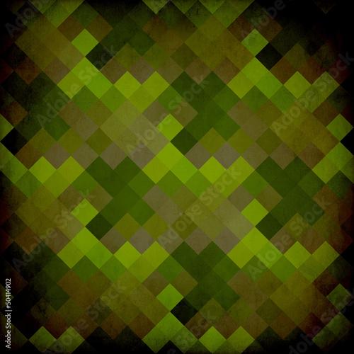 Foto op Aluminium Pixel Retro Grunge Poster Design