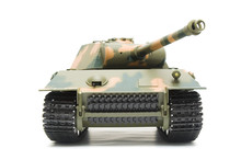 German Panther Tank Model Clos...