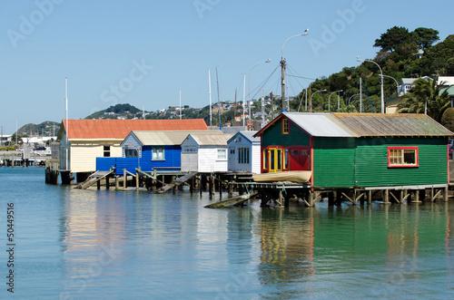 Wellington Cityscape