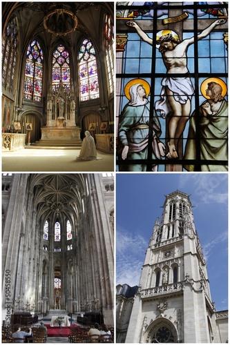 Fotografia, Obraz  Paris - Lieux de Cultes