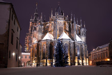 Christmas In Prague, The Cathe...