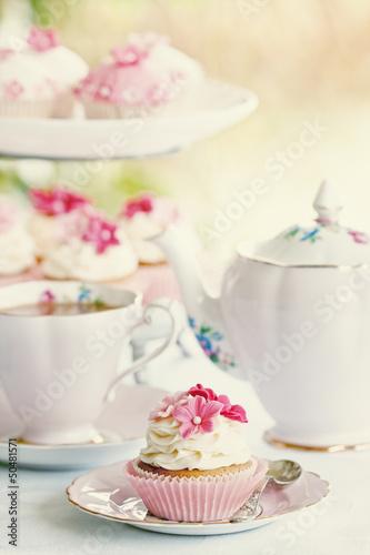 Fototapeta Afternoon tea