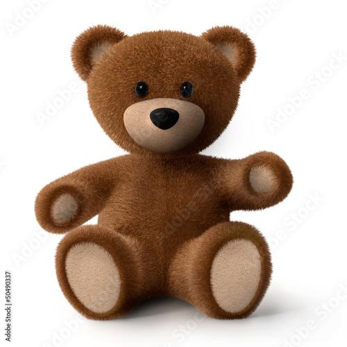 Teddybär 1 #50490337