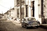 Zabytkowy samochód, Trinidad - 50491187