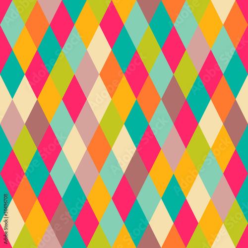 streszczenie-geometryczny-wzor-rombu