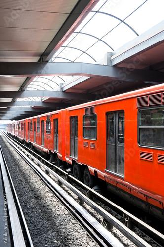 Photo  Metro de la Ciudad de México
