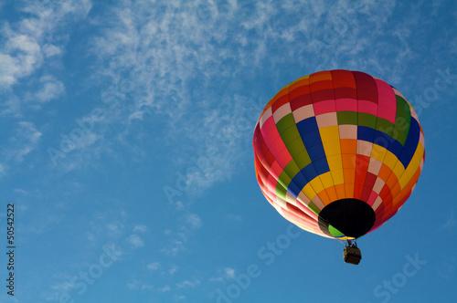 In de dag Ballon International Balloon Festival of Saint-Jean-sur-Richelieu
