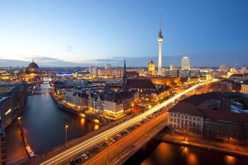 Fototapeta Berlin Panorama
