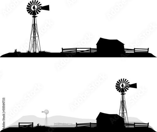 farma - fototapety na wymiar