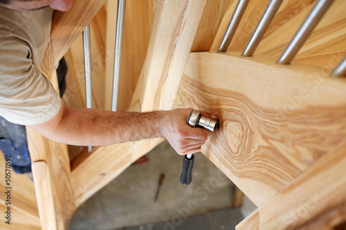 Photo Stands Stairs Escalier