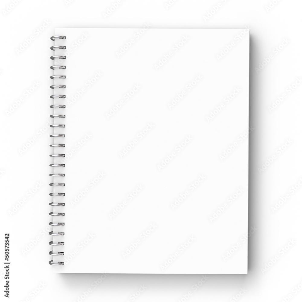Fototapeta notebook