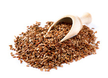 Flax Seeds, Linseed, Lin Seeds...