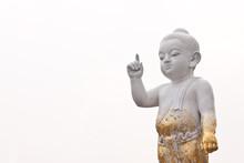 Sitthatta Prince Statue In Thailand