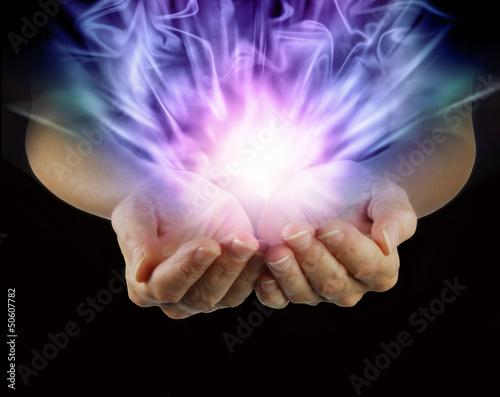 Photo  Cosmic healing Energy
