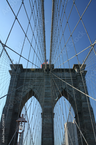 Fototapety, obrazy: Brooklyn Bridge