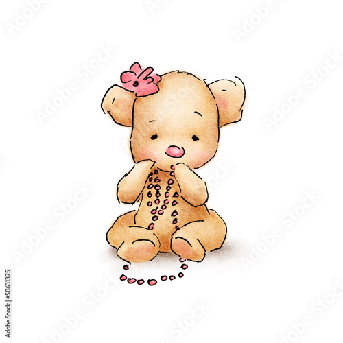 baby-bear-z-koralikami