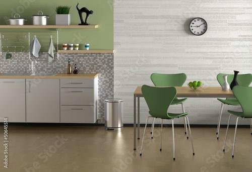 Vászonkép Küchenmöbel