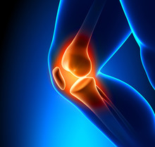 Painful Knee Close-up