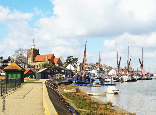 Photo  Maldon Promenade