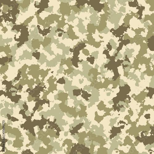 Fotografía  Camouflage pattern - vector
