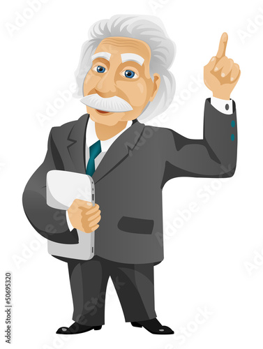 фотография  Einstein