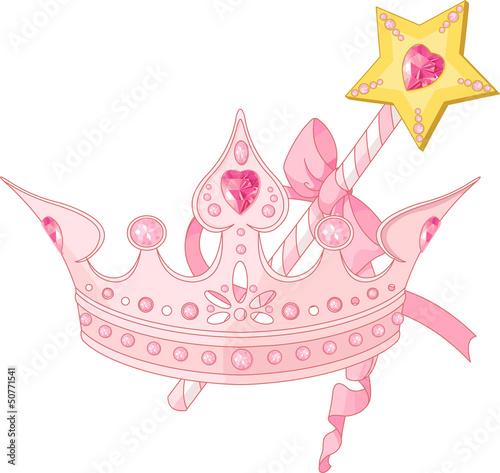 korona-ksiezniczki-i-magiczna-rozdzka