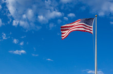 American Flag - Star And Strip...
