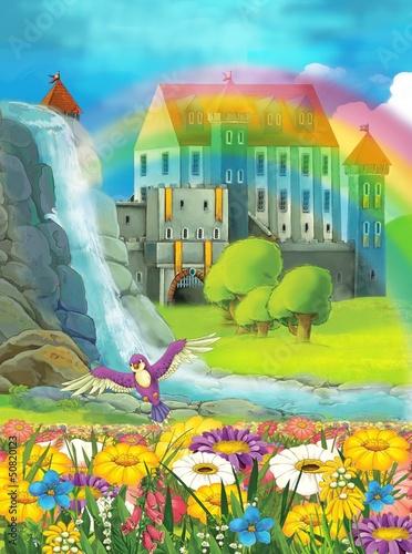 The fairy - illustration