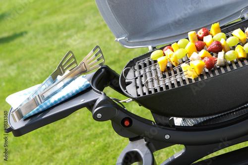 Papiers peints Grill, Barbecue Cuisine au barbecue
