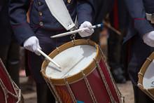 Military Drummer