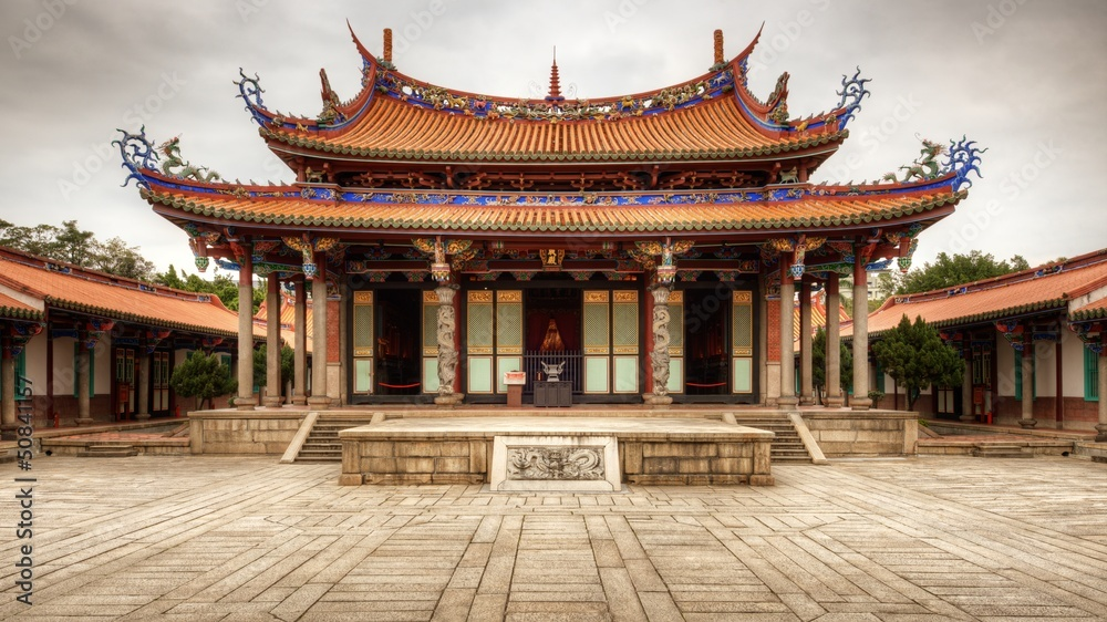 Fototapety, obrazy: Taipei Confucius Temple