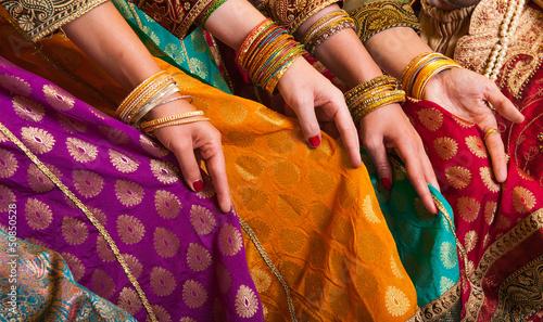 Bollywood dancers dress