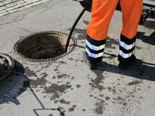 Sewerage Worker
