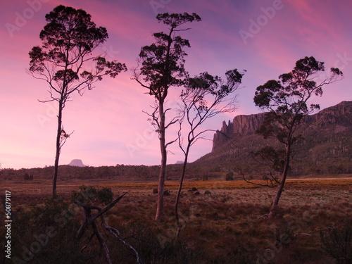Fényképezés  Mt Oakleigh in Tasmania