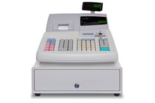 Cash Register Isolated With Cl...