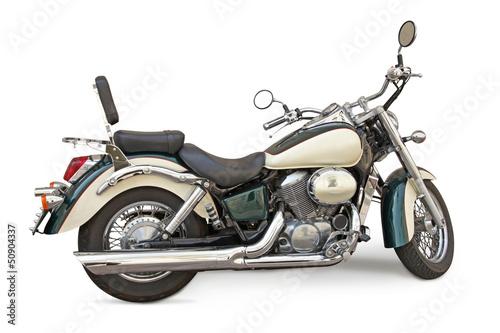 Photo  moto de légende