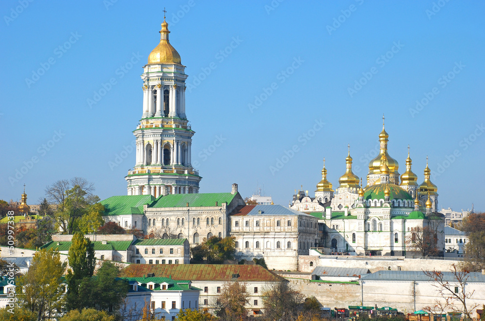 Fototapety, obrazy: Киево-Печерская Лавра