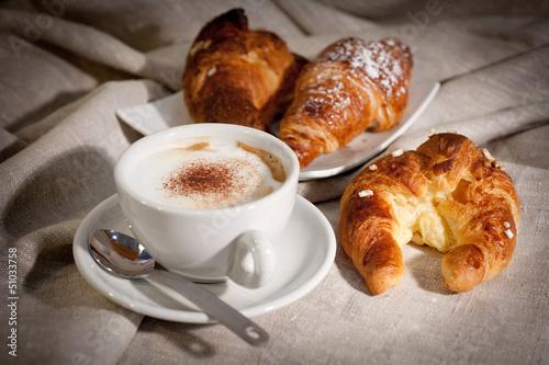 Fotografering  colazione italiana