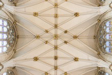 York Minster Nave Ceiling, UK