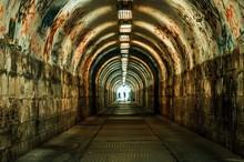 Urban Underground Tunnel