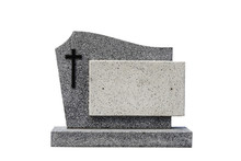 Single Grave Stone Cut Out (Cl...
