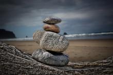 Stacking Rocks